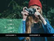 Creating A Sliding Image Navigation Menu With jQuery And CSS3