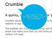 <b>Crumble - Web Site Feature Tour Plugin</b>