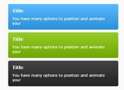 Custom CSS3 Animated Notification Plugin With jQuery - message.js