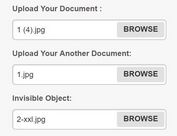 Cross-browser Custom File Input Plugin For jQuery