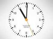 Customizable Analog & Alarm Clock with jQuery and Canvas - thooClock