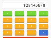 Customizable Calculator App With jQuery and Bootstrap