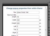Customizable & Lightweight jQuery Popup Window Plugin - JeeGooPopup