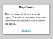 Customizable Popup Notification Plugin with jQuery - pop.js