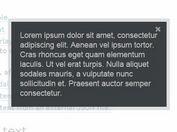 Customizable jQuery Modal Window Plugin - SemanticWP Modal
