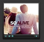 Customized HTML5 Audio Player with jQuery