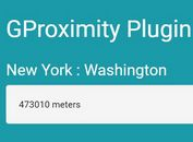 Display Distance Between Locations Using jQuery And Google Maps - GProximity