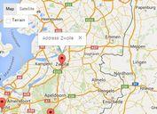 Easy Customizable jQuery Google Maps Plugin - googlemaps.js