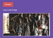 Easy Image Loader & Preloader Plugin With jQuery - lazyRender