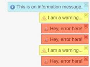 Easy Toast-style Notification Plugin For jQuery - Floating Messages