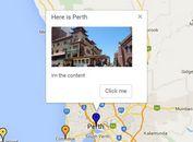 Easy jQuery Google Maps Embed Plugin - googlemap.ninja.js