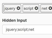 Easy jQuery Plugin For Manipulating Tags In An Input Filed - Tagalizer