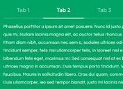 <b>Elegant Animated Tabs Plugin For jQuery - colorfulTab</b>