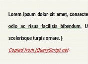 Add Extra Info To Copied Text - jQuery CopyToClipboard