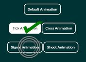 Fancy Click Animations With jQuery And CSS3 - animateClick