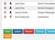 Feature-rich (Dual) List Box Plugin With jQuery - jqListbox