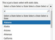 Filterable And Ajax-enabled jQuery Select Enhancement Plugin - TinySelect