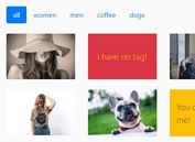 Filterable Bootstrap 4 Gallery With Lightbox Integrated - mauGallery