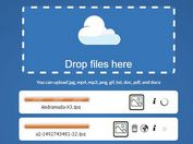 Flexible Multi File Uploader Plugin For jQuery - droply-js