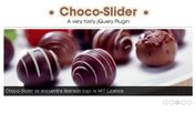 Flexible and Simple jQuery Slidshow Plugin - Choco Slider