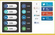 Floating Social Share Plugin - floatShare