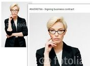 Fotolia Style jQuery Image Hover Zoom Plugin