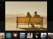 Full Width Image Carousel / Gallery Plugin with jQuery - Scroller Gallery