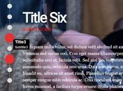 Fullpage Parallax Scrolling with Side Navigation Using jQuery