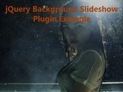 Fullscreen Background Image Slideshow Plugin with jQuery