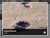 Mobile-friendly Gallery Lightbox Plugin - jQuery DNlightBox