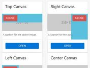 Generic Off-canvas Overlay Panel Plugin For jQuery - onoffcanvas