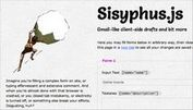 <b>Gmail-like Client-Side Drafts Plugin - Sisyphus</b>