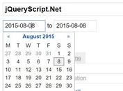 Google Calendar-style Datetime Range Picker Plugin - Calendrical