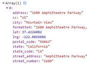 Easy Google Maps Geocoder For jQuery - jquery.geocoder.js