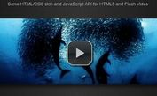 HTML5 Video Player with jQuery and CSS3 - video-js
