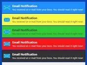 Highly Customizable jQuery Notification Popup Plugin - Notify.js