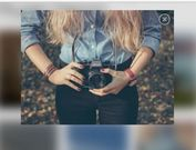 Creative Image Modal With Blur Background - jQuery ClarityLightbox