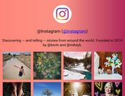 Minimal Instagram Photo Gallery Plugin With jQuery - handlegram