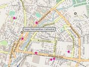 Interactive Map & Geographic Data Plugin With jQuery - Geo