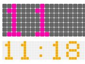 LED Display-Style jQuery Countdown & Clock Plugin - ClassyLED