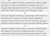 Lightweight Read More Plugin For jQuery and Bootstrap - doLessMore