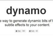 Lightweight jQuery Text Rotator Plugin - Dynamo.js