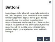 Minimal Responsive jQuery Modal Window Plugin - Pop Up Window