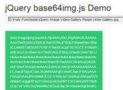 Minimal jQuery & Cnavas Based Base64 Image Converter - base64img.js