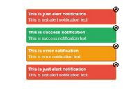 Minimal jQuery Grouped Notification Boxes Plugin - notifyme