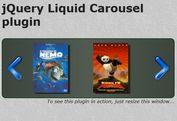 Minimal jQuery Liquid Image Carousel Plugin - Liquid Carousel