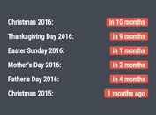 Minimalist Relative Datetime Formatting Pluin With jQuery - relativetime.js