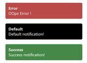 Minimalist jQuery Notification Plugin - rtnotify