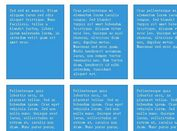 Minimalist jQuery Responsive Equal Height Grid Layout - Javascript Grids