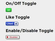 Multifunctional Toggle Button Plugin with jQuery and jQuery UI - SuperToggle